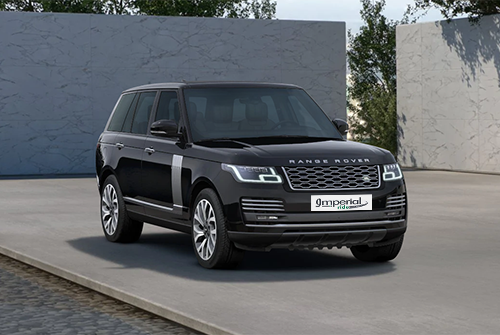 Range rover autobiography chauffeur hire