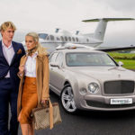 BENTLEY MULSANNE Airport Transfers