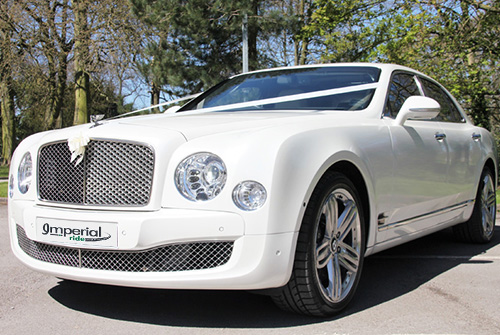 BENTLEY MULSANNE CHAUFFEUR Services