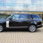 Range rover autobiography london