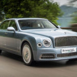 BENTLEY MULSANNE CHAUFFEUR Hire London