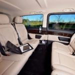 Mercedes V Class hire uk